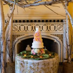Beautiful Weddings at Historic Hotel Woodland
