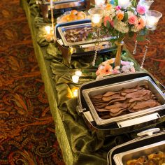 Catering by Cracchiolo's at Historic Hotel Woodland